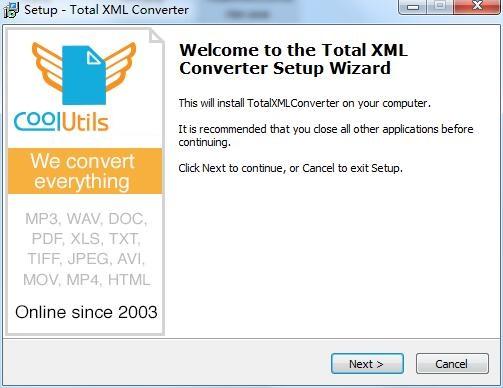 Total XML Converter截图