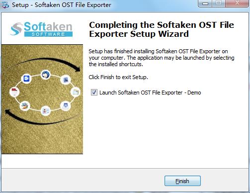 OST File Exporter截图