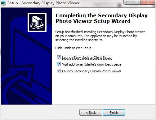 Secondary Display Photo Viewer截图