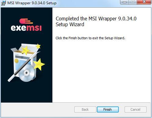 MSI Wrapper截图