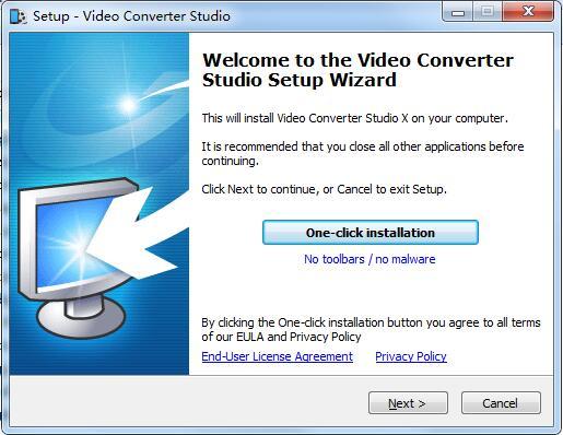 Video Converter Studio截图