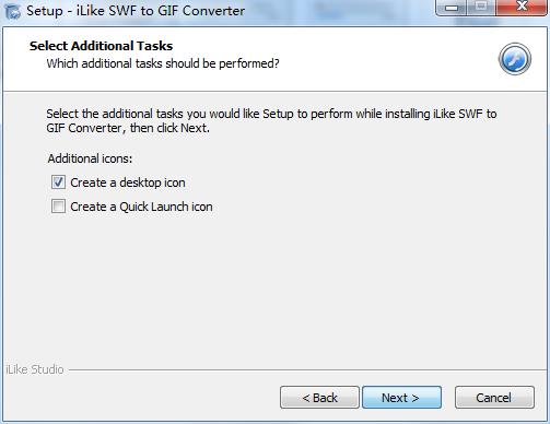 iLike SWF to GIF Converter截图