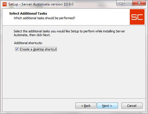 SoftColor Automata Server截图