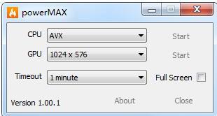 powerMAX截图1