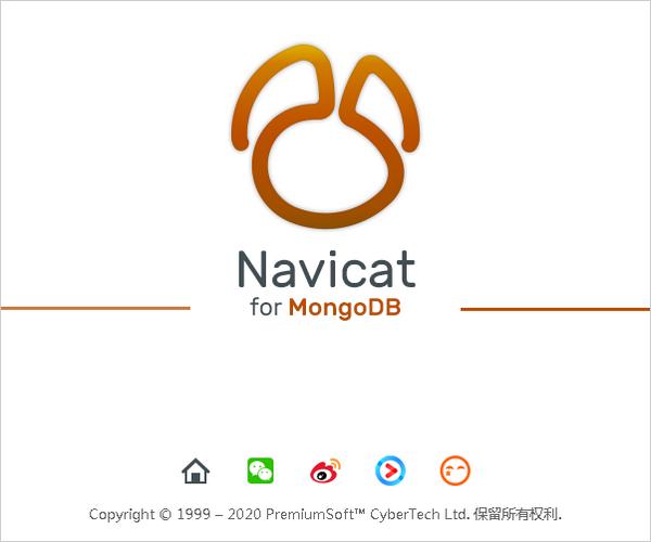 Navicat for MongoDB截图