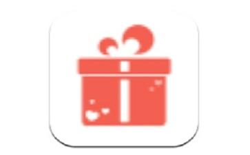 礼物盒子段首LOGO