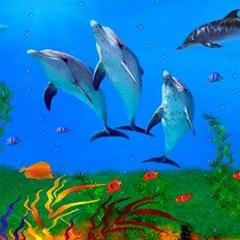 海底世界动态屏保