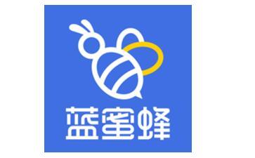 蓝蜜蜂生活服务段首LOGO