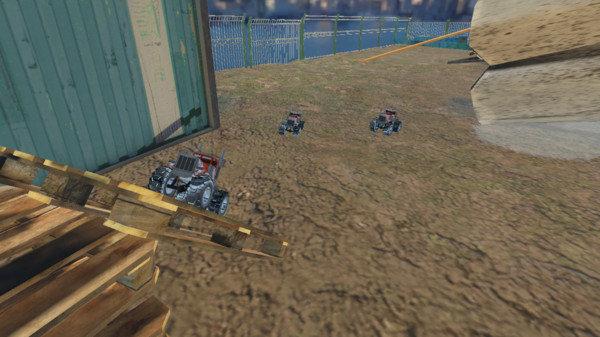 遙控玩具車截圖