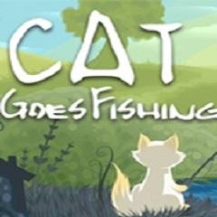 《小猫钓鱼》LOGO