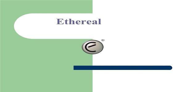 Ethereal截图