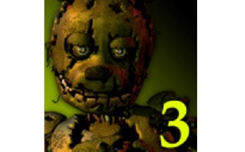 玩具熊的五夜后宮3段首LOGO