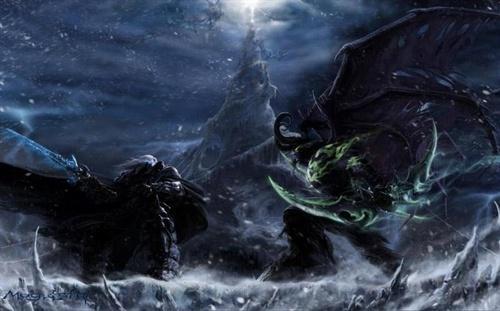 《魔兽争霸3冰封王座》截图