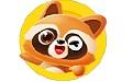 浣熊英语段首LOGO