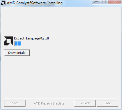 AMD Catalyst催化剂Win10系统显卡驱动截图