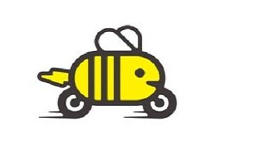 蜜蜂出行段首LOGO