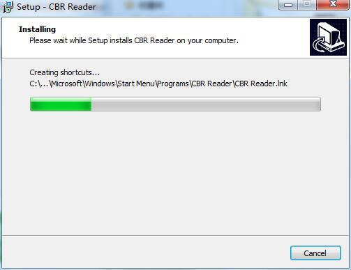 CBR Reader截图
