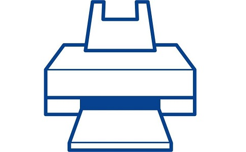 加普威TH880打印机驱动程序段首LOGO