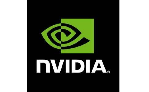 Nvidia Geforce 210显卡驱动程序段首LOGO
