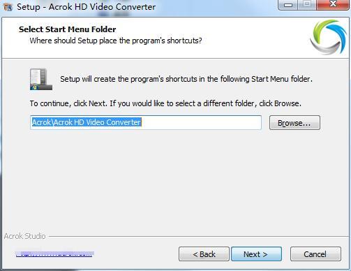 Acrok HD Video Converter截图