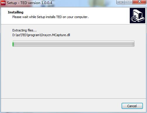 TED英语演讲软件截图