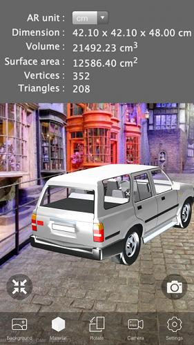 3D模型查看器