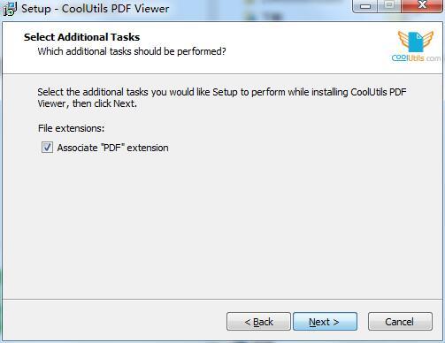 Coolutils PDF viewer截图