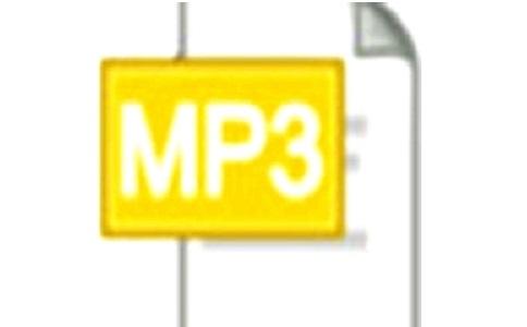 MP3播放器段首LOGO