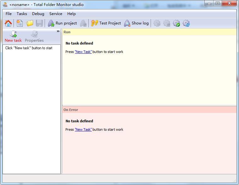 Total Folder Monitor截图1