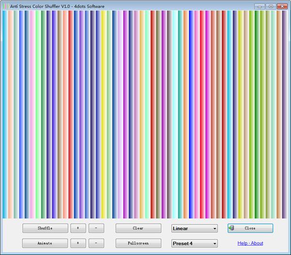 Anti Stress Color Shuffler截图1
