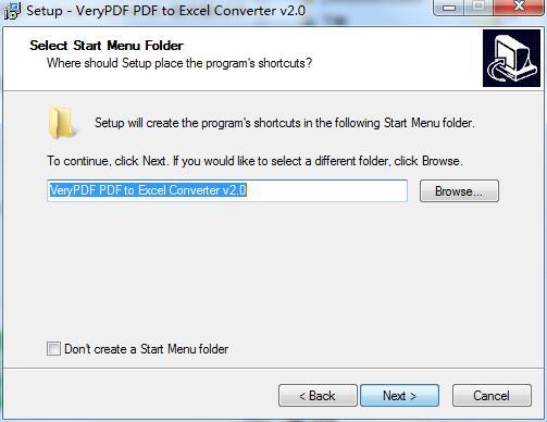 VeryPDF PDF to Excel Converter截图