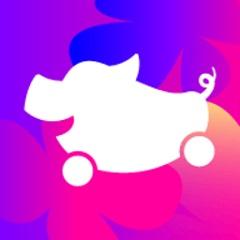 花小猪打车LOGO