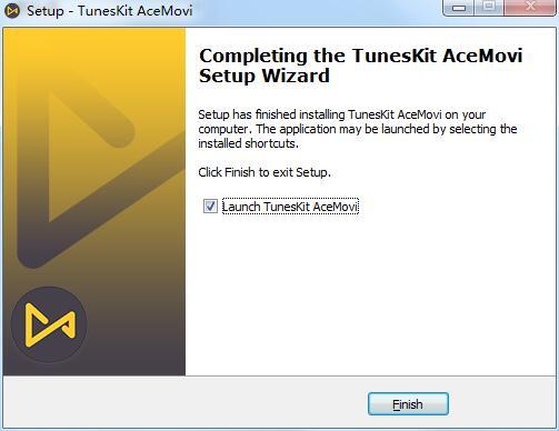 TunesKit AceMovi截图