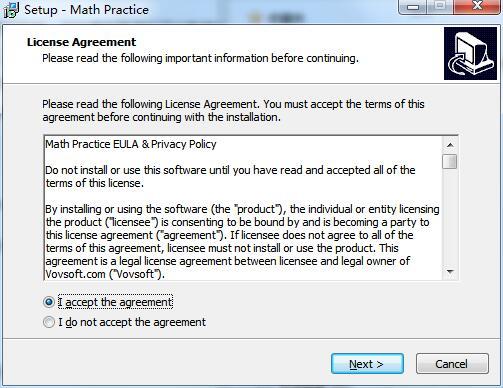 VovSoft Math Practice截图