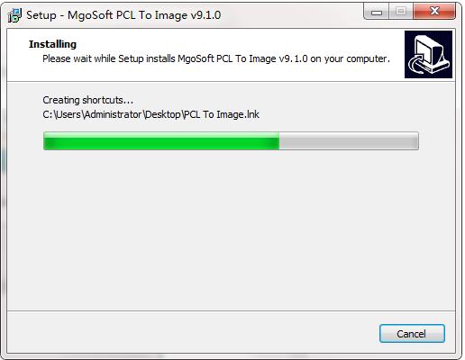 Mgosoft PCL To Image Converter截图