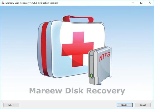 Mareew Disk Recovery截图1