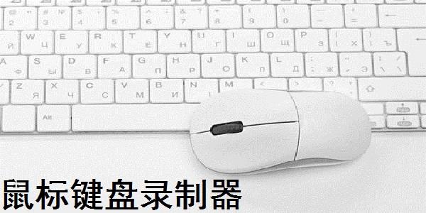 鼠标键盘录制器截图