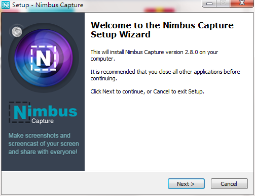 Nimbus Capture截图