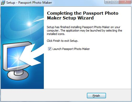 Passport Photo Maker截图