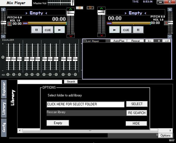 Mix Player截图