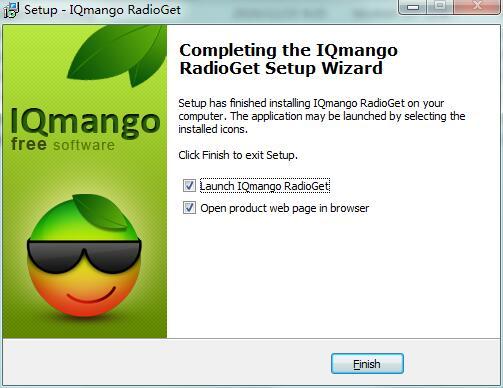 IQmango RadioGet截图