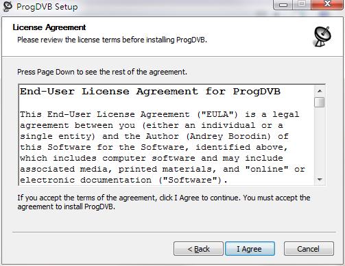 ProgDVB截图