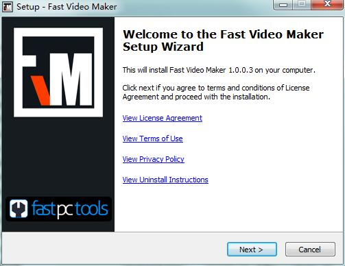 Fast Video Maker截图