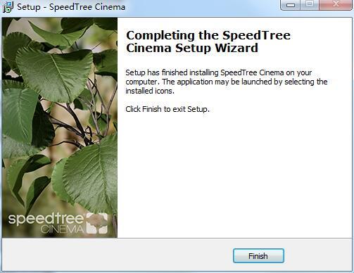 SpeedTree Cinema Edition截图