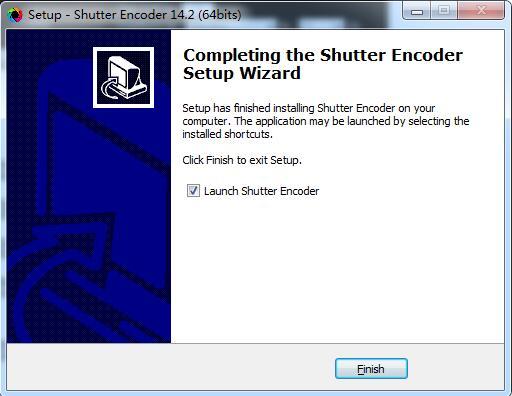 Shutter Encoder截图