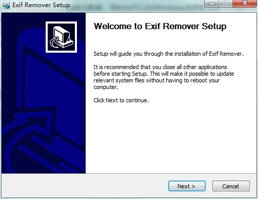 Exif Remover截图