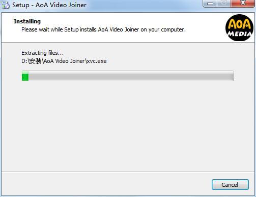 AoA Video Joiner截图
