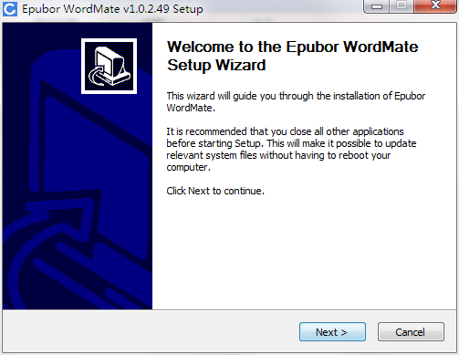 Epubor Wordmate截图