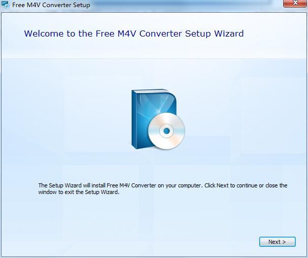 Free M4V Converter截图