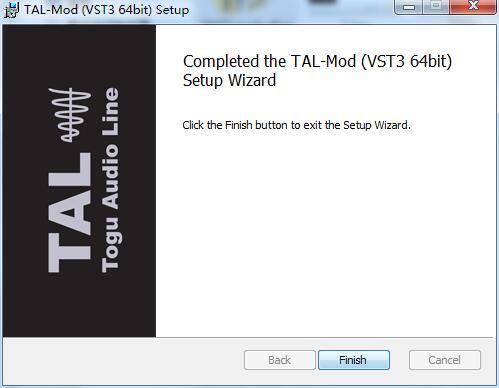 Togu Audio Line TAL-Mod截图